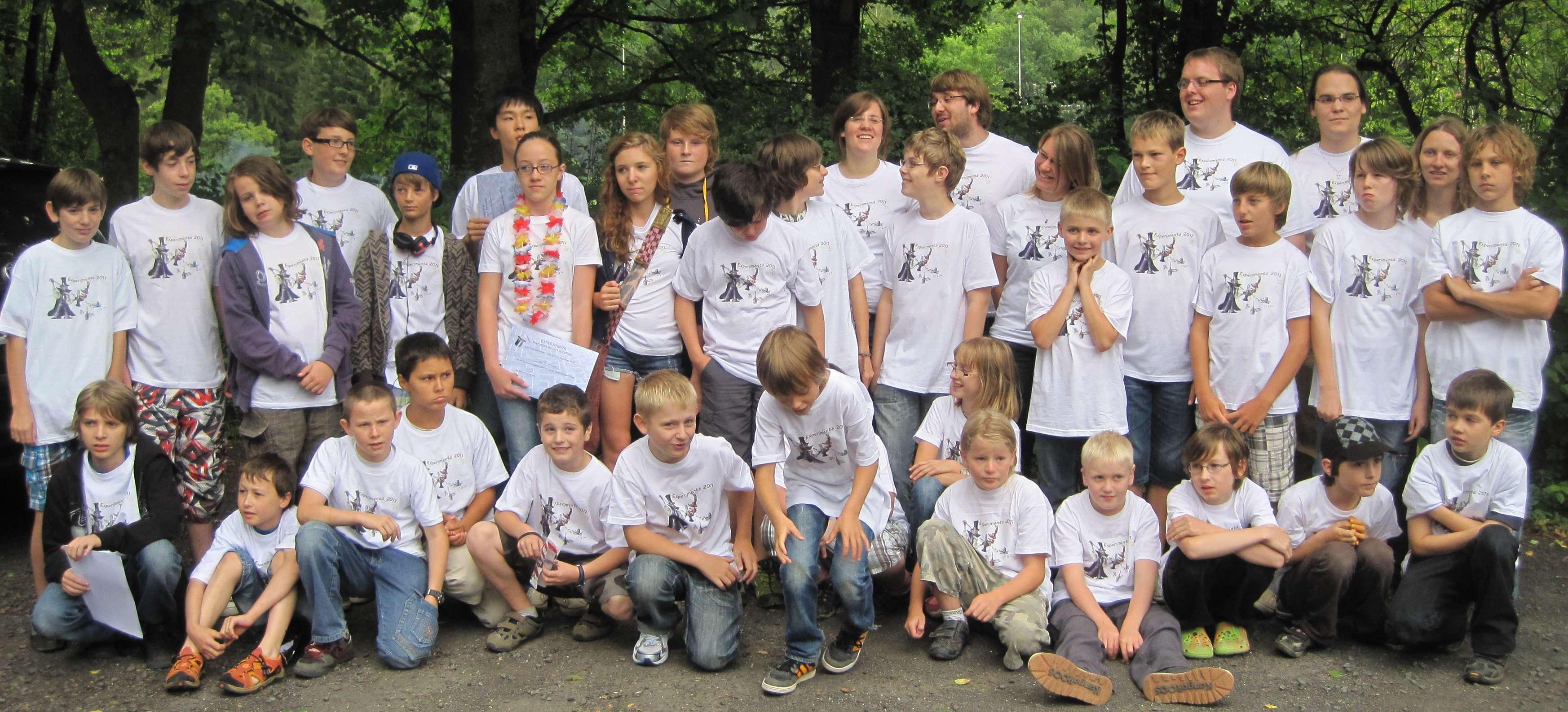 Teilnehmer Experimenta 2011